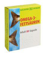 Doskar Omega-3- Fettsäure 80 Kapseln, 80 Stück