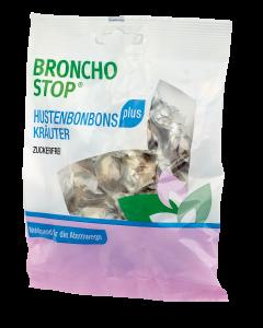 Bronchostop Plus Husten-Bonbons, 60g