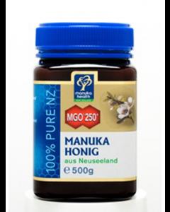 MANUKA HONIG                  MANUKA HEALTH               MGO                       250+, 500g