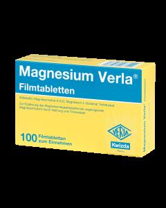 Magnesium Verla Filmtabletten 100 Stück