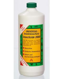 INSECTICIDE 2000                                                                                          NFLG, 1l