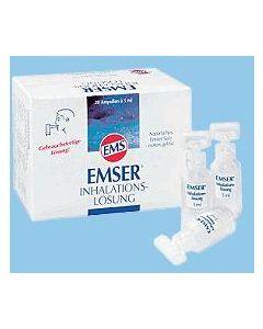 Emser Inhalationslösung, 20 Ampullen