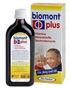 BIOMONT DR.FISCHER            PLUS ELIXIER, 250ml