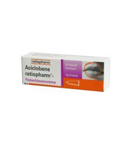 Aciclobene Fieberblasencreme