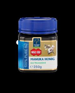 MANUKA HONIG                  MANUKA HEALTH               MGO                       550+, 250g