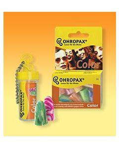Ohropax Geräuschschutz Color, 8 Stück