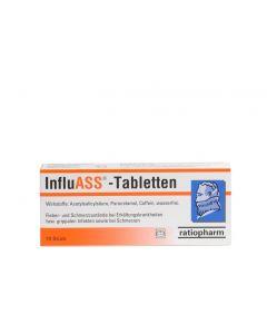 INFLUASS TABL, 10 Stück