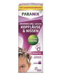 Paranix Lausshampoo + Kamm 200ml