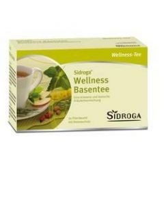 Sidroga Wellness Basentee 20 Beutel, 20 Stück