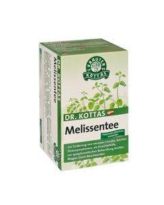Dr. Kottas Melissentee 20 Beutel, 20 Stück