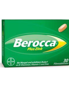 Berocca Plus Zink Filmtabletten