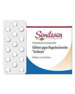 Similasan Magenbeschwerden-Tabletten, 60 Stück
