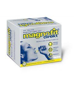 Magnofit Direkt 1g Säckchen, 40 Stück