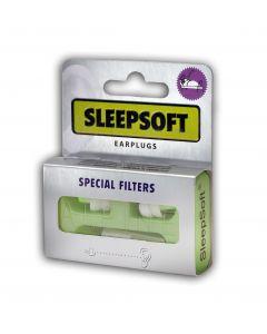 Alpine Gehörschutz Sleepsoft, 2 Stück