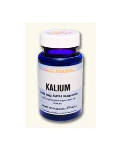 GPH Kalium 400mg Kapseln-60 Stück, 60 Stück