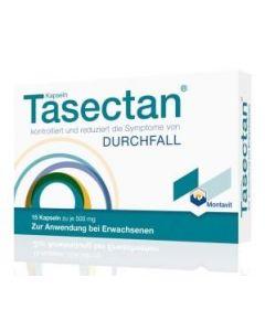 Tasectan Gelatinetannat Kapseln 500mg Erwachsene