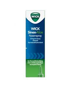 Wick Sinex Aloe Nasenspray, 15ml