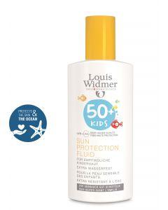 Widmer Sun Protection Kids Fluid 50+, 100ml