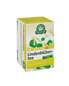 Dr. Kottas Lindenblütentee 20 Beutel, 20 Stück