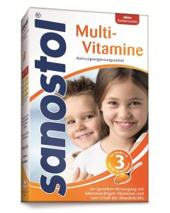 Sanostol Multi-Vitamine o.Z., 460ml