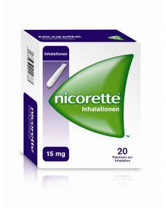 Nicorette Inhalator, 20 Stück