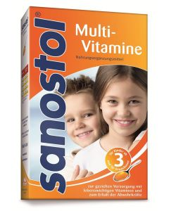 Sanostol Multi-Vitamin-Saft 460ml