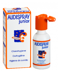 Audispray Junior Ohrenspray, 25ml