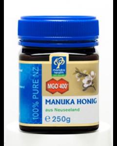 MANUKA HONIG                  MANUKA HEALTH               MGO                       400+, 250g