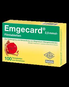 Emgecard 2,5mmol Filmtabletten, 100 Stück