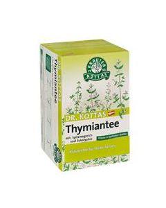 Dr. Kottas Thymiantee-MIschung 20 Beutel, 20 Stück