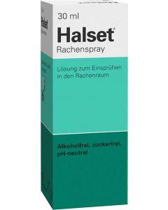 Halset Rachenspray 30ml