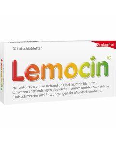 Lemocin Lutschtabletten, 20 Stück