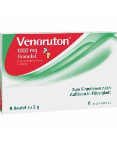 Venoruton Granulat 1000mg Beutel, 16 Stück