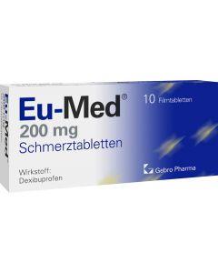 Eu-Med Neu Schmerztabletten, 10 Stück