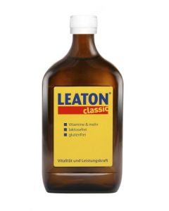 Leaton Multivitamintonikum Classic 500ml