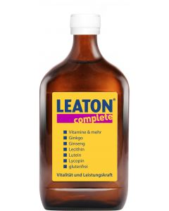 Leaton Multivitamintonikum Complete 500ml