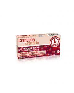 Biogelat Cranberry UroForte Tabletten 30 Stück