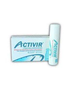 Activir plus Dimethicon Fieberblasencreme Tube, 2g