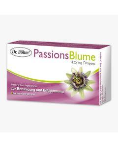Dr.Böhm Passionsblume 425mg Dragees 30 Stück