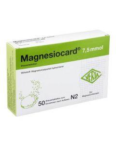 Magnesiocard Brausetabletten 7,5mmol, 20 Stück