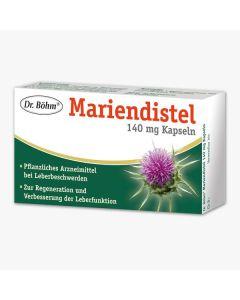 DR.BOEHM                      MARIENDISTEL KAPSELN 140MG, 60 Stück