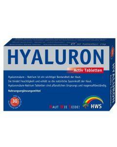 HWS Hyaluron Activ 30 Tabletten