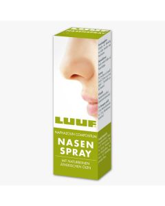 Luuf Naphazolin compositum Nasenspray, 15ml