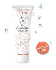 Avene Hydrance Optimale UV - reichhaltige Konsistenz, 40ml