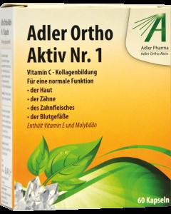 Adler Ortho Kapseln Nr.1, 60 Stück