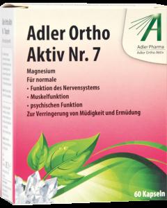 Adler Ortho Kapseln Nr.7, 60 Stück