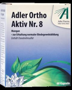 Adler Ortho Kapseln Nr.8, 60 Stück