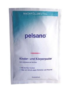 PELSANO                       KINDER- UND KOERPERPUDER                                                    NFBTL, 70g