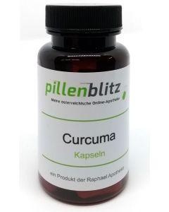 2 x Curcuma Kapseln, 30 Stk. (1+1 gratis)